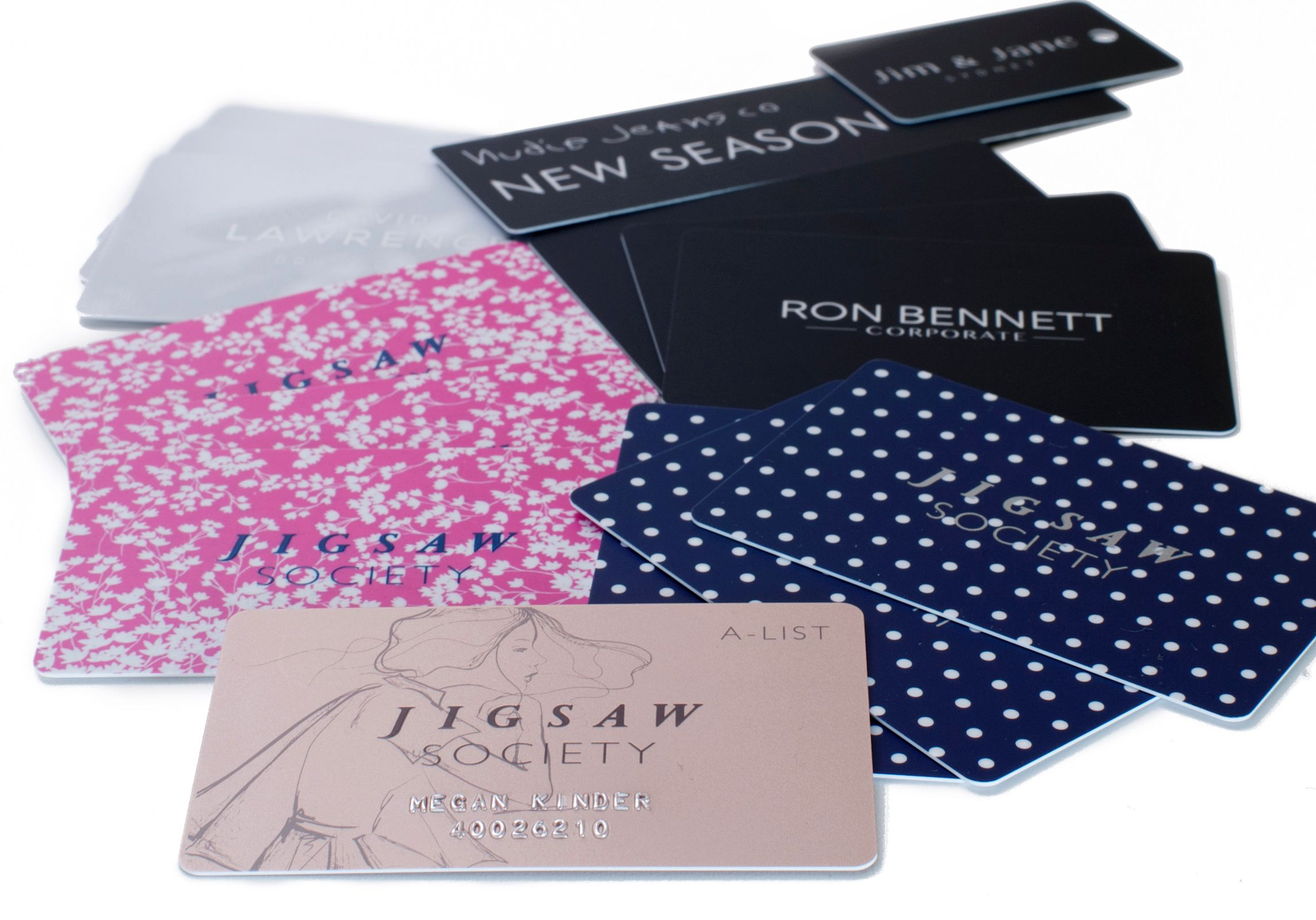 Plastic card printing loyalty print loyalty print wherever you are we print plastic cards membership cards gift cards and loyalty cards for businesses from sydney melbourne brisbane adelaide reheart Gallery